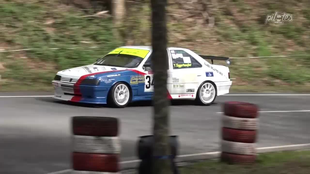 Hillclimb Monster : Peugeot 405 Mi16 - Un taxi dans la course ! 13