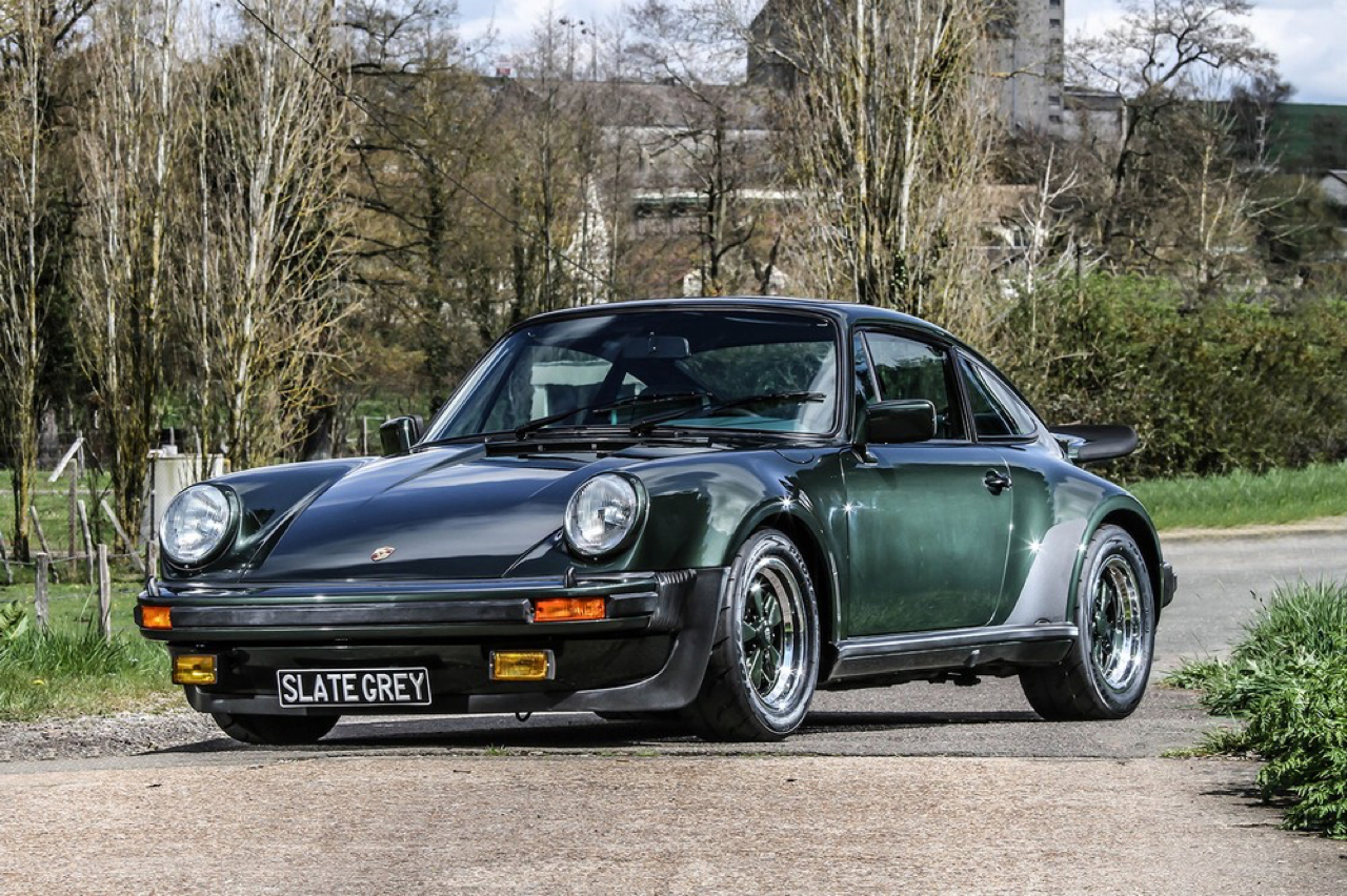 Porsche 930 Turbo... On va faire un tour ? 13