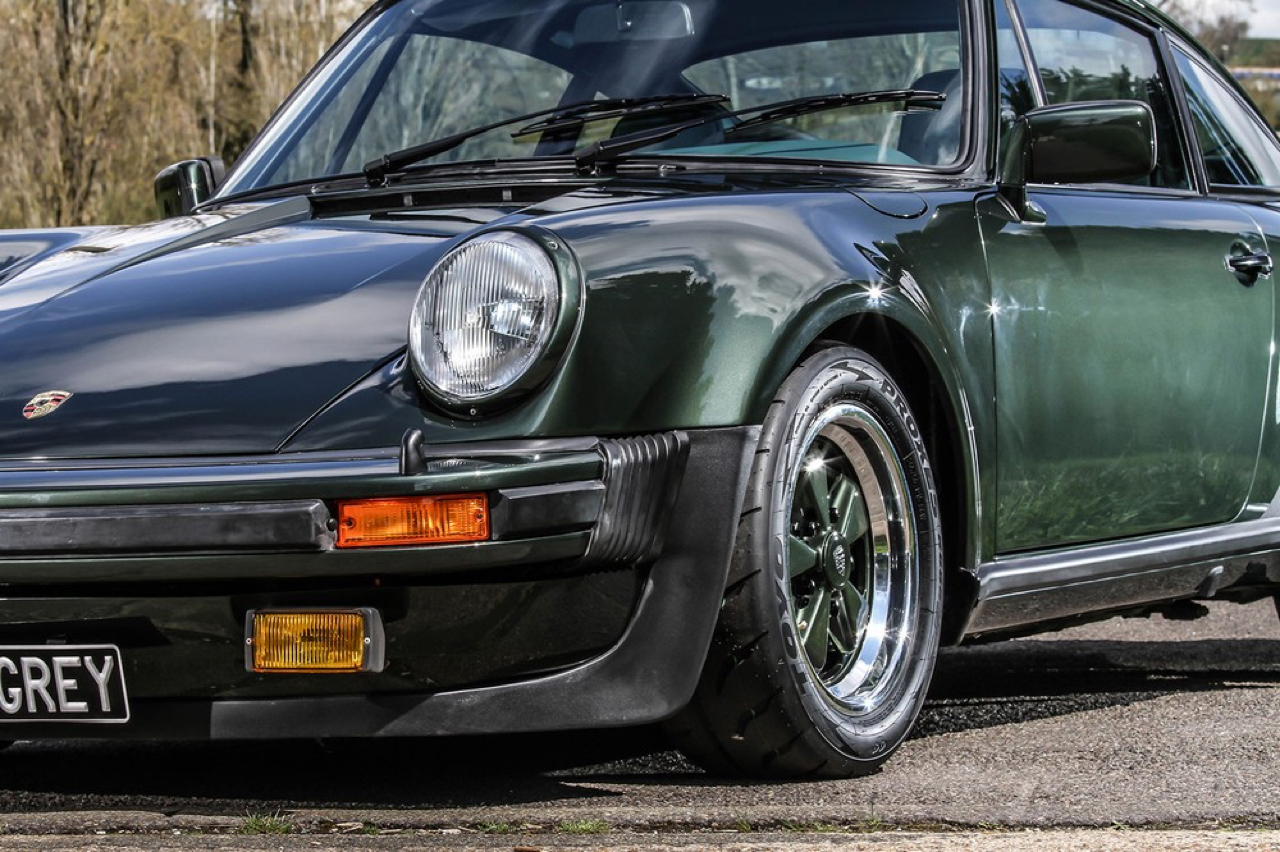 Porsche 930 Turbo... On va faire un tour ? 25