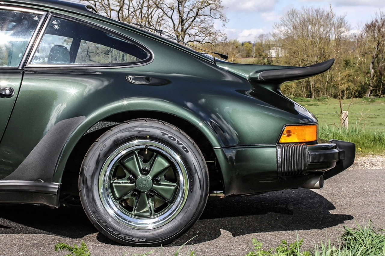 Porsche 930 Turbo... On va faire un tour ? 14