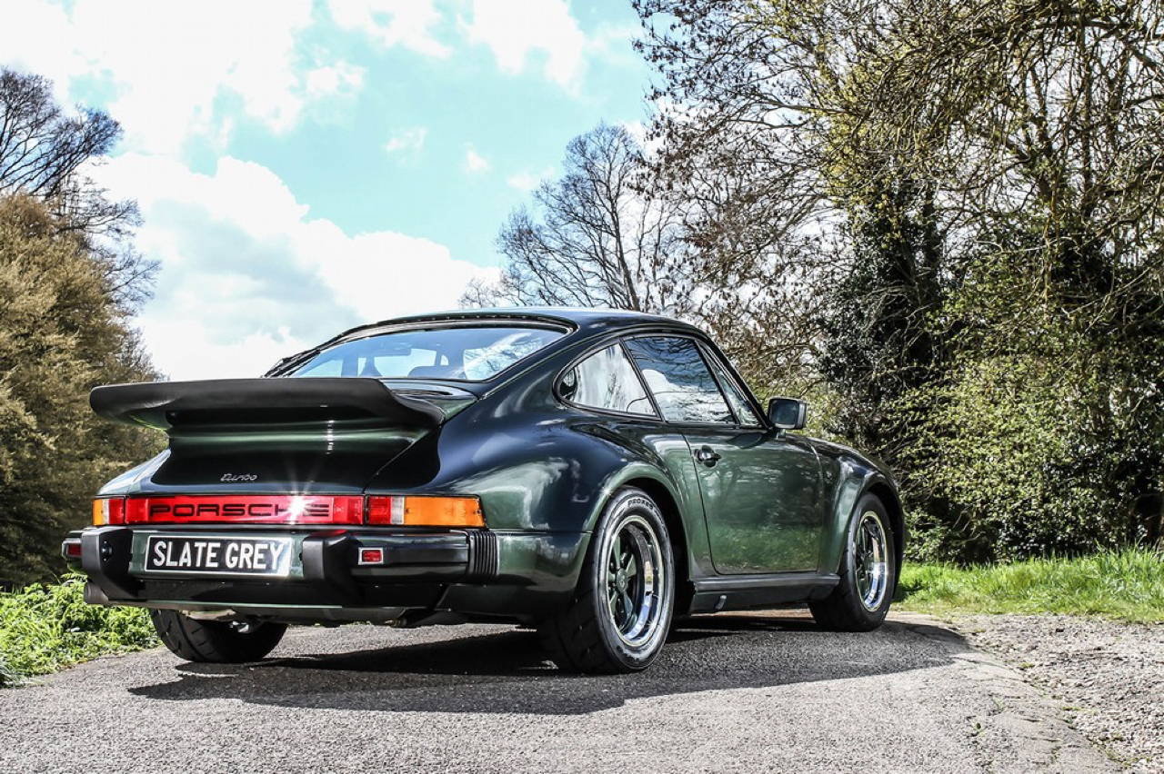 Porsche 930 Turbo... On va faire un tour ? 26
