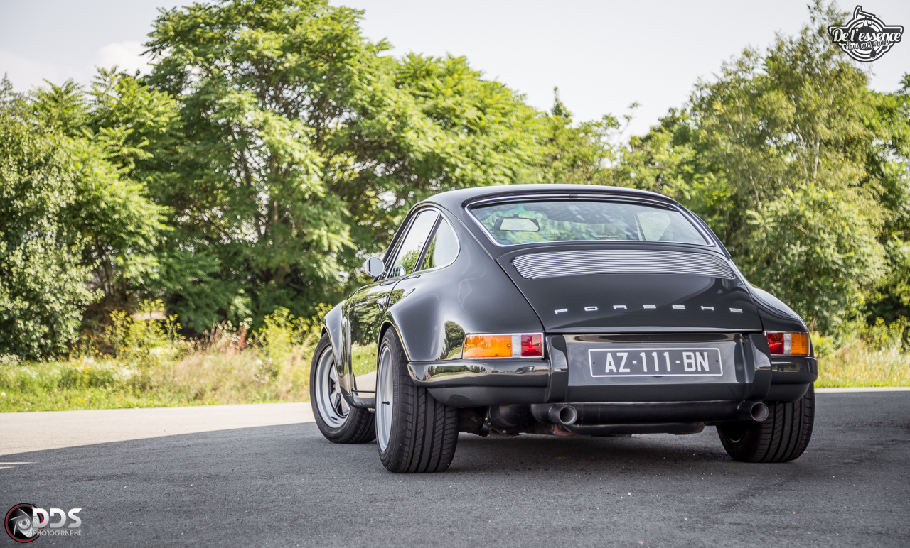 '71 Porsche 964 2.3 ST by MCG Propulsion - Backdating made in France 51