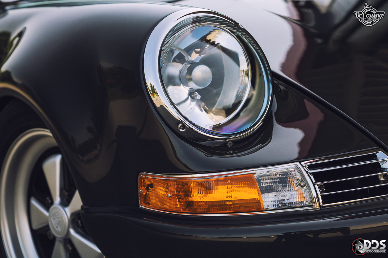 '71 Porsche 964 2.3 ST by MCG Propulsion - Backdating made in France 39