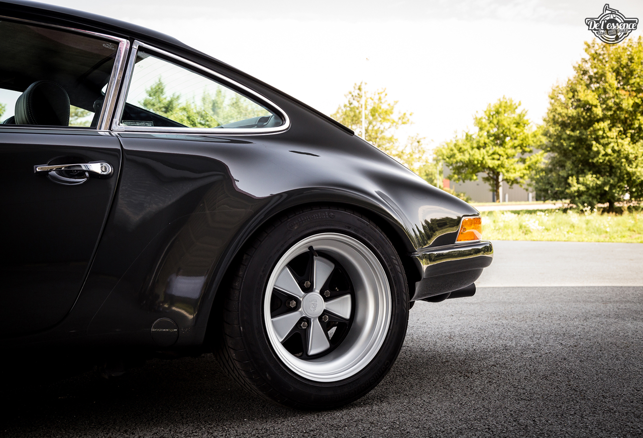 '71 Porsche 964 2.3 ST by MCG Propulsion - Backdating made in France 14
