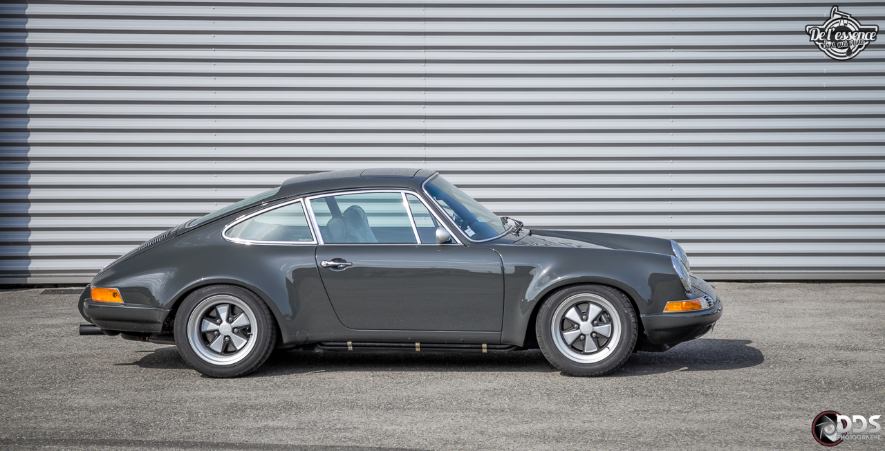'71 Porsche 964 2.3 ST by MCG Propulsion - Backdating made in France 36