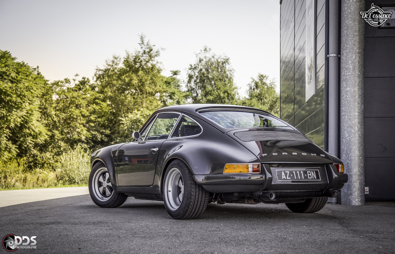 '71 Porsche 964 2.3 ST by MCG Propulsion - Backdating made in France 43