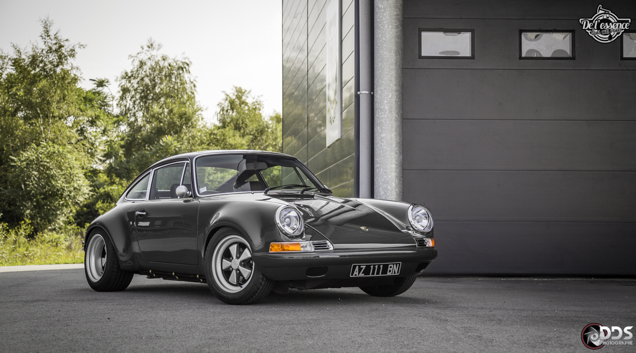 '71 Porsche 964 2.3 ST by MCG Propulsion - Backdating made in France 35
