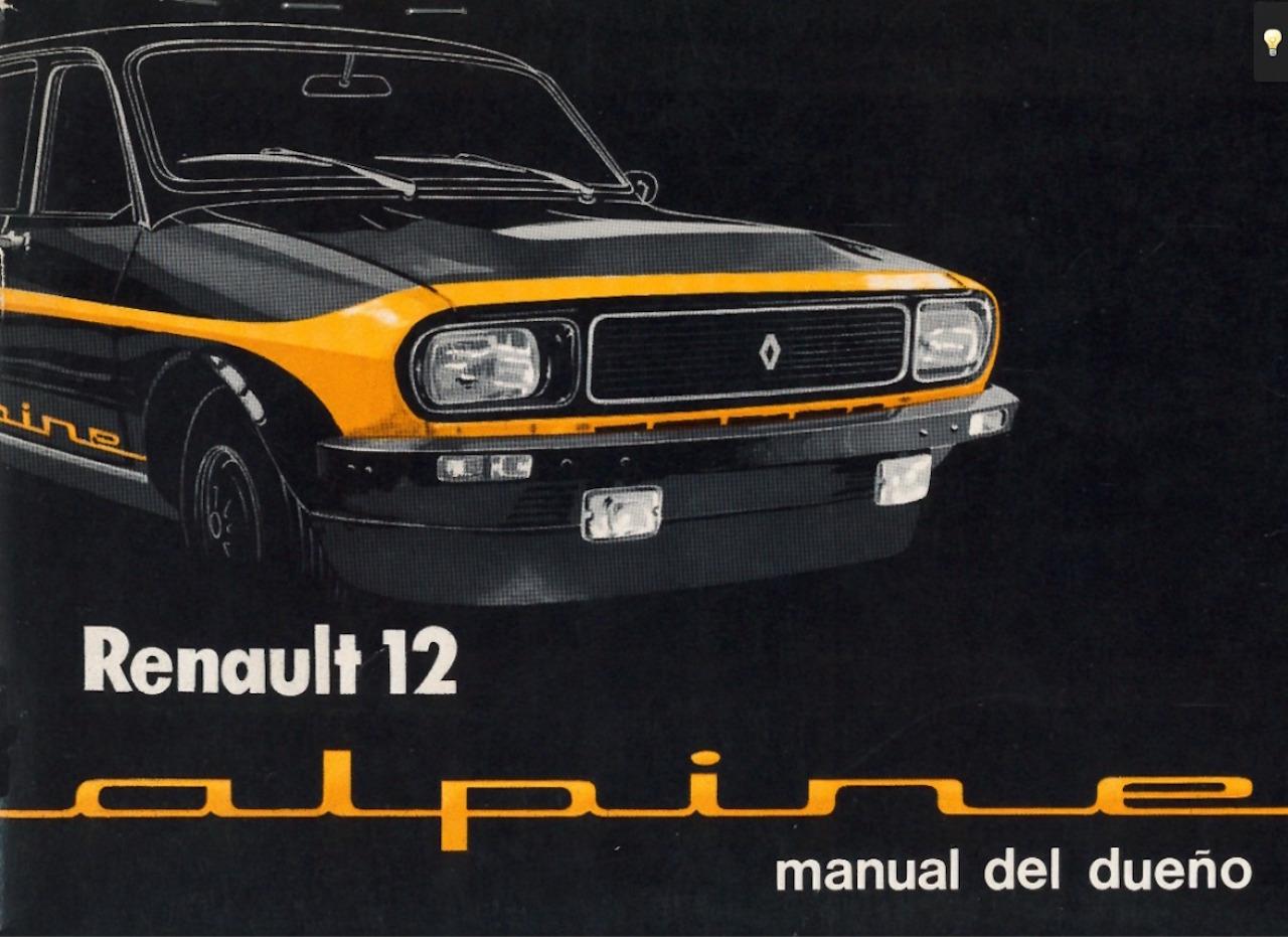 Renault 12 Alpine : Paris Latino ! 30