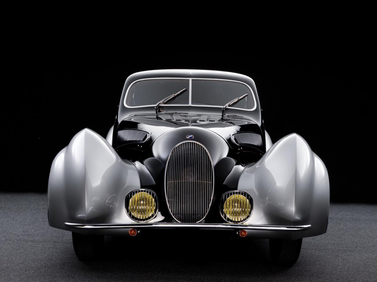 """Talbot Lago T150 C SS """"Goutte d'eau"""" Coupé - Oeuvre d'art ! 51"""