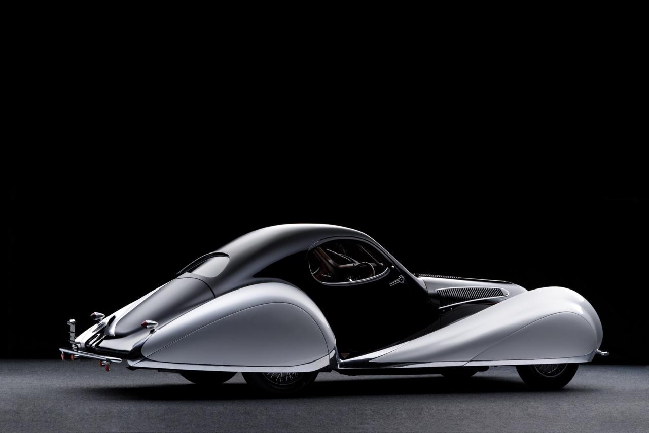 """Talbot Lago T150 C SS """"Goutte d'eau"""" Coupé - Oeuvre d'art ! 6"""