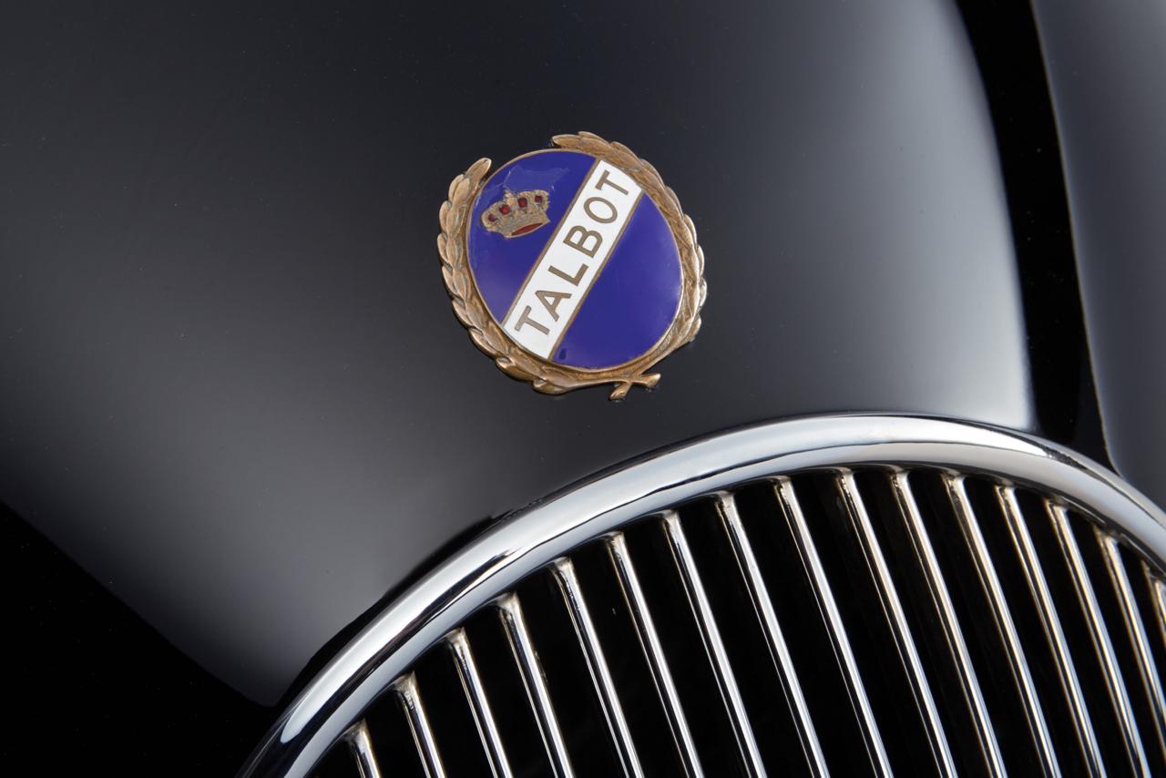 """Talbot Lago T150 C SS """"Goutte d'eau"""" Coupé - Oeuvre d'art ! 4"""