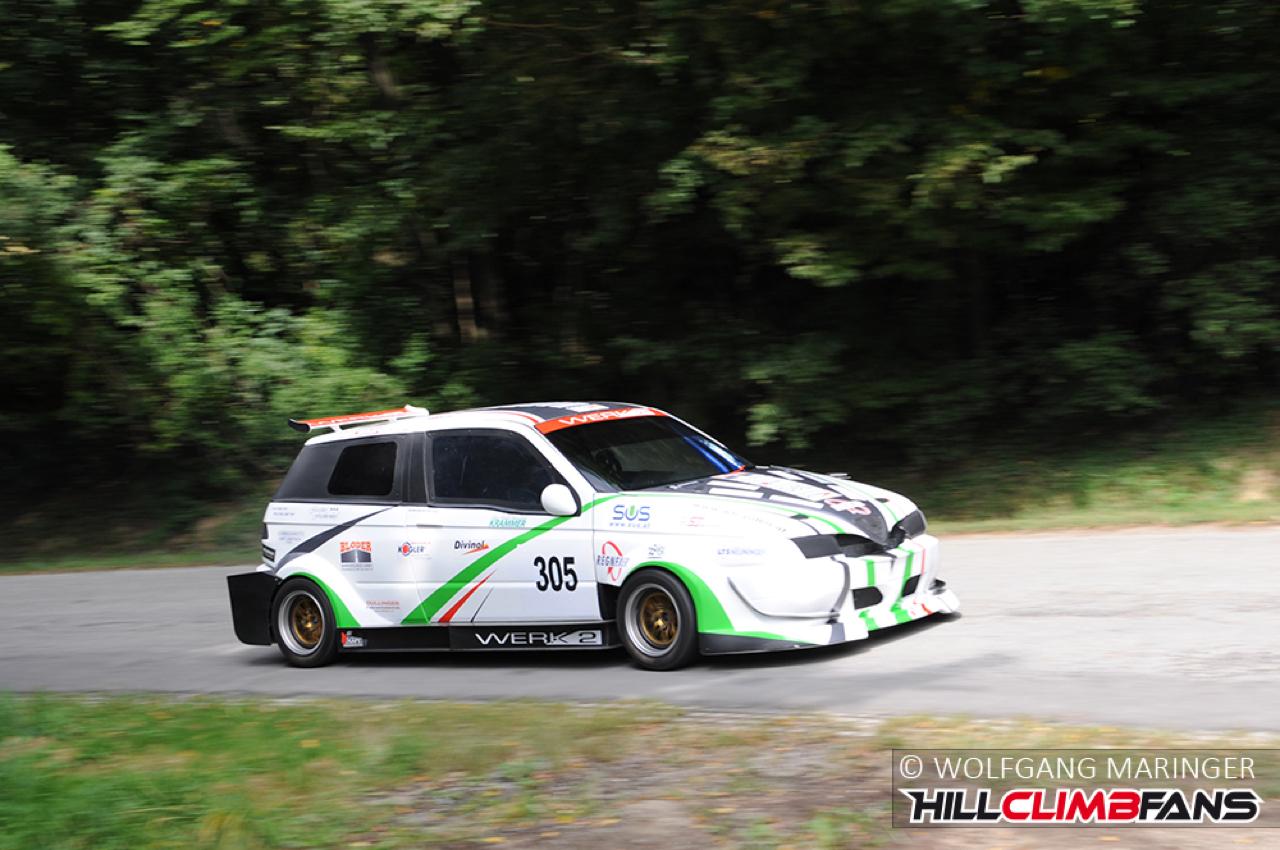 Hillclimb Monster : Alfa 145 Proto... Vous voulez du rendement ?! 1