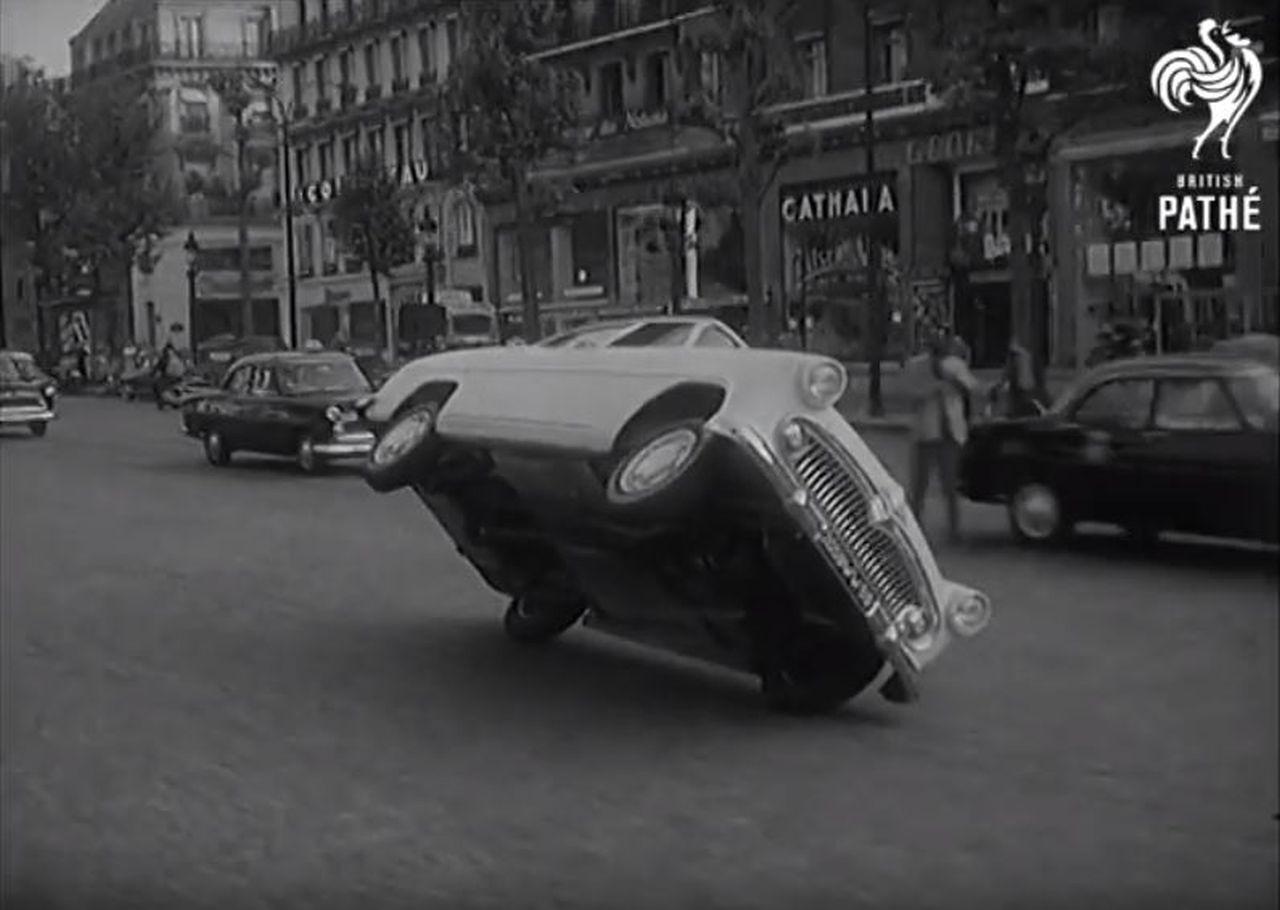 Drift sur les Champs Elysées... Où est la DeLorean ?? 18