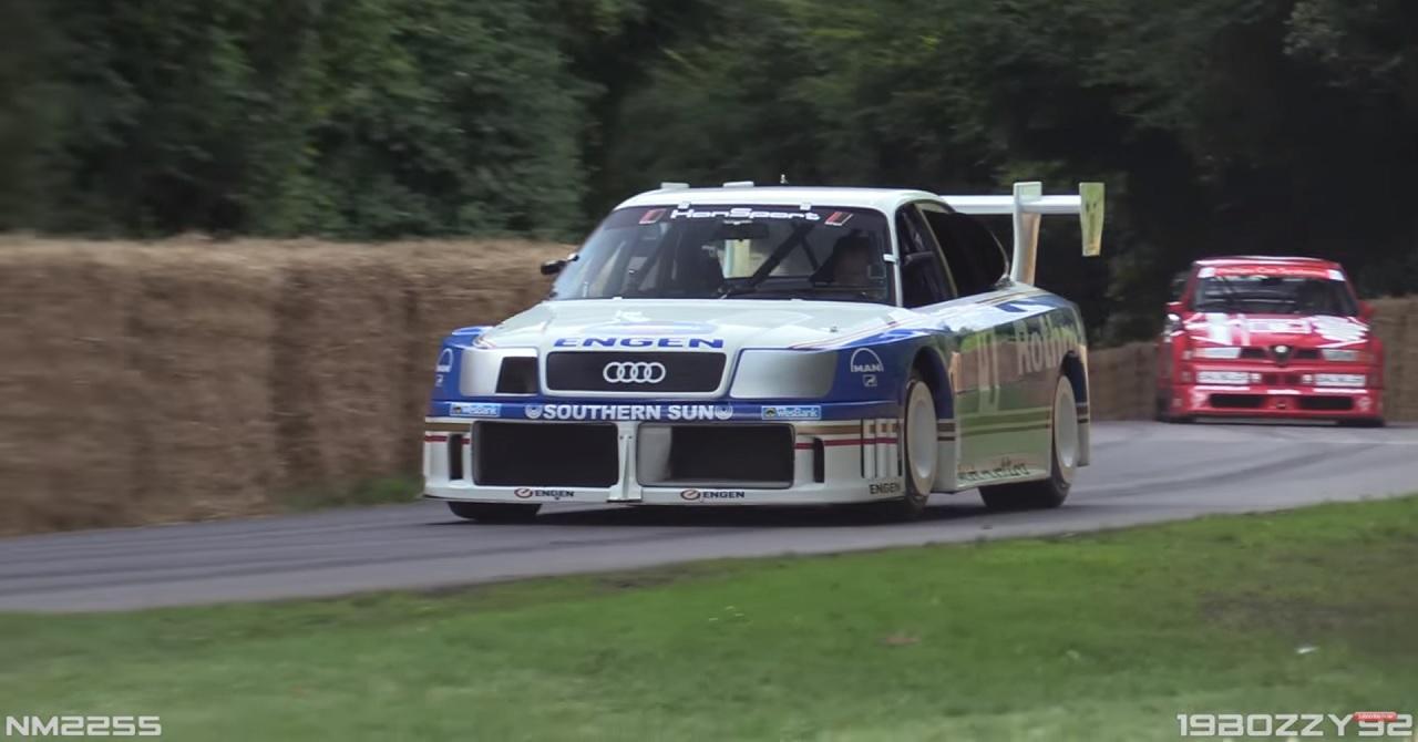 Engine Sound - Audi S4 GTO 14