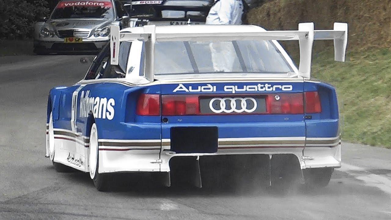 Engine Sound - Audi S4 GTO 12