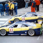 Welcome to Monza… en F40 LM GTE !