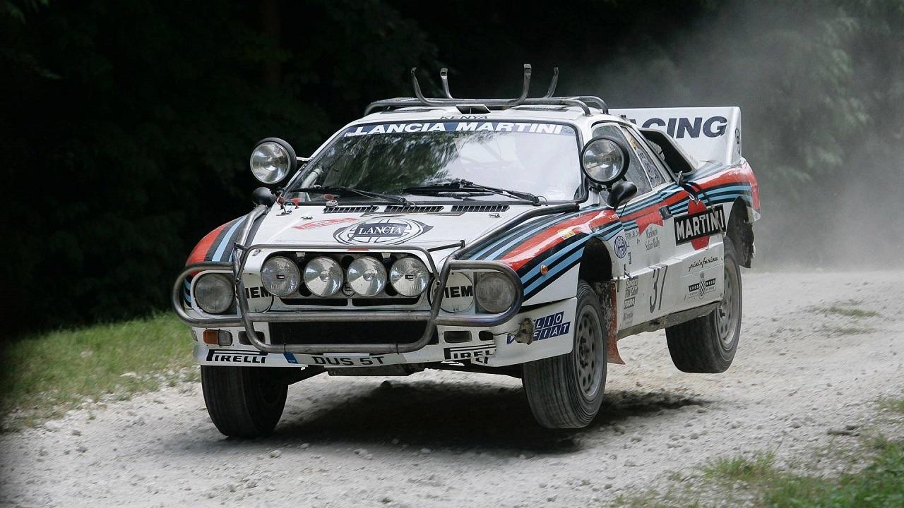 Lancia Groupe B Tribute - Des hauts et des bas... 2