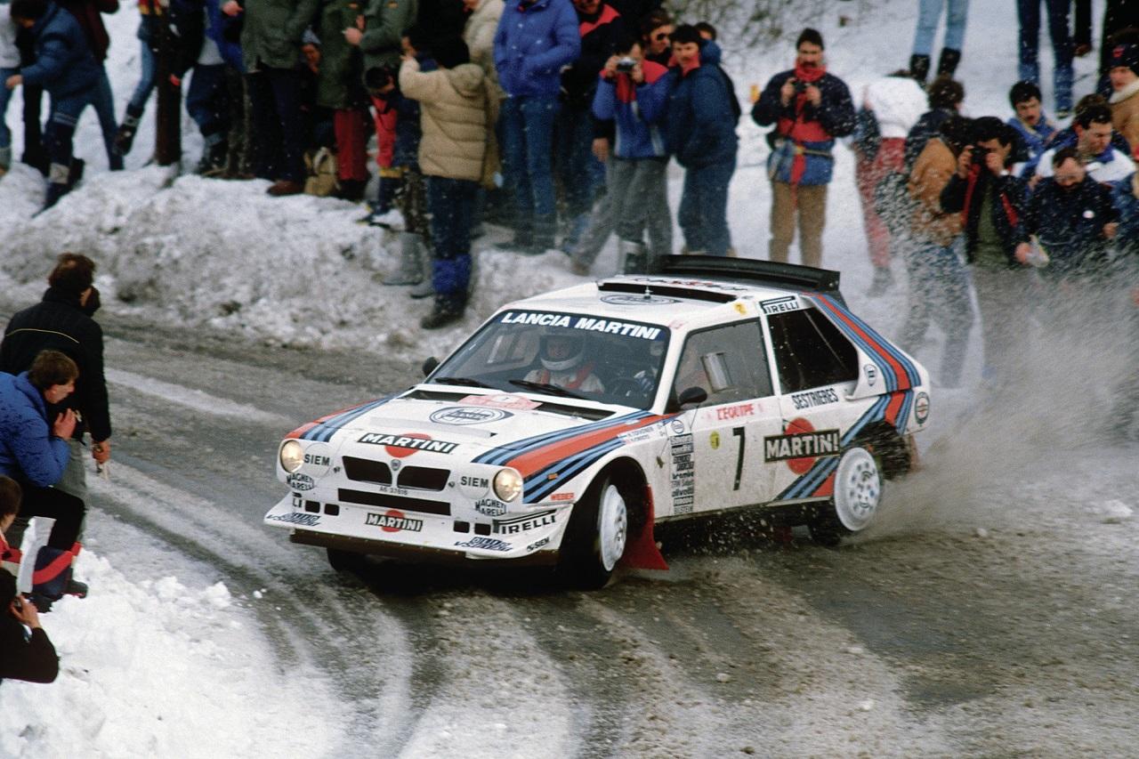 Lancia Groupe B Tribute - Des hauts et des bas... 1