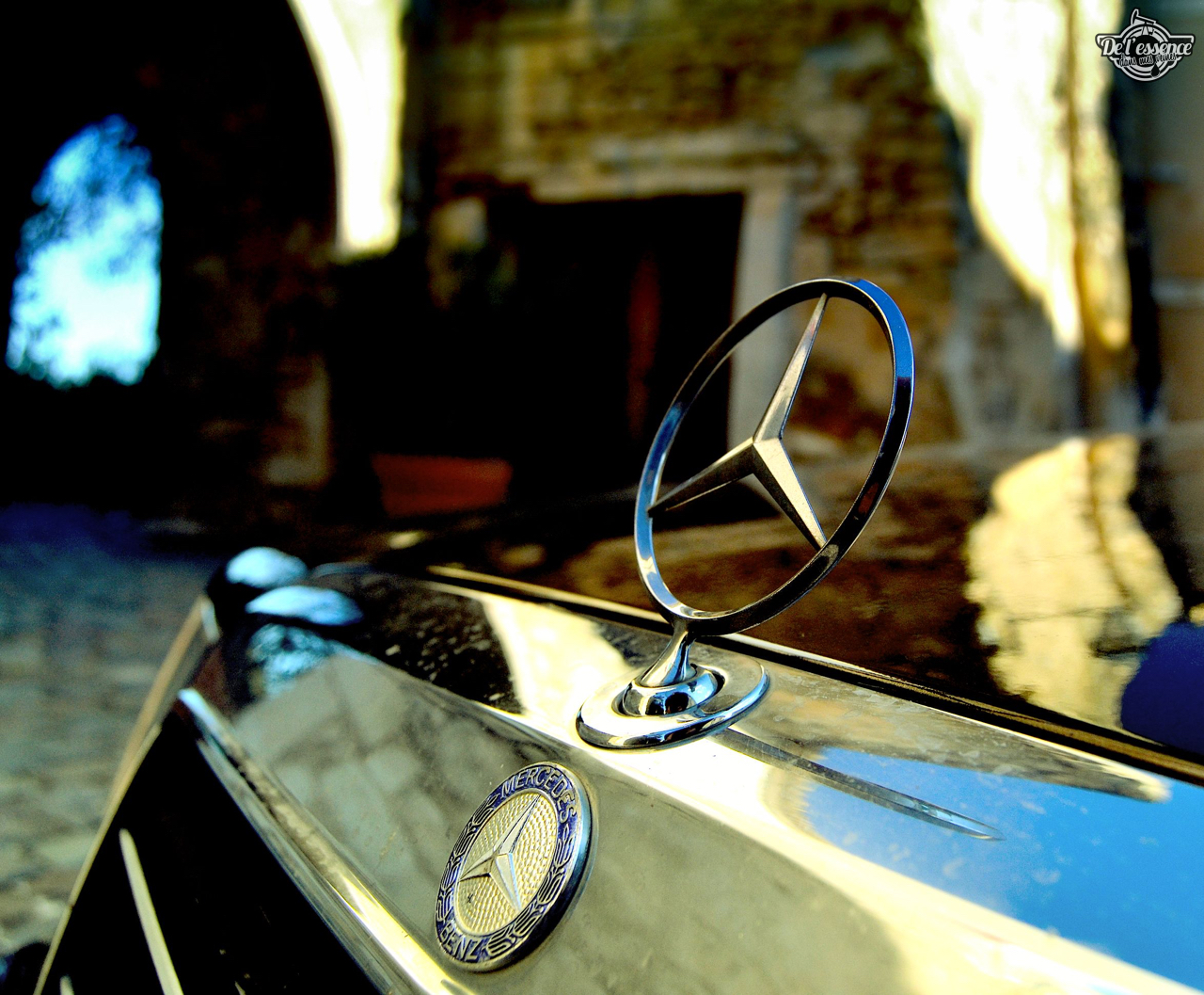 Mercedes 300 CE-24 : Gilles et la gitane ! 53