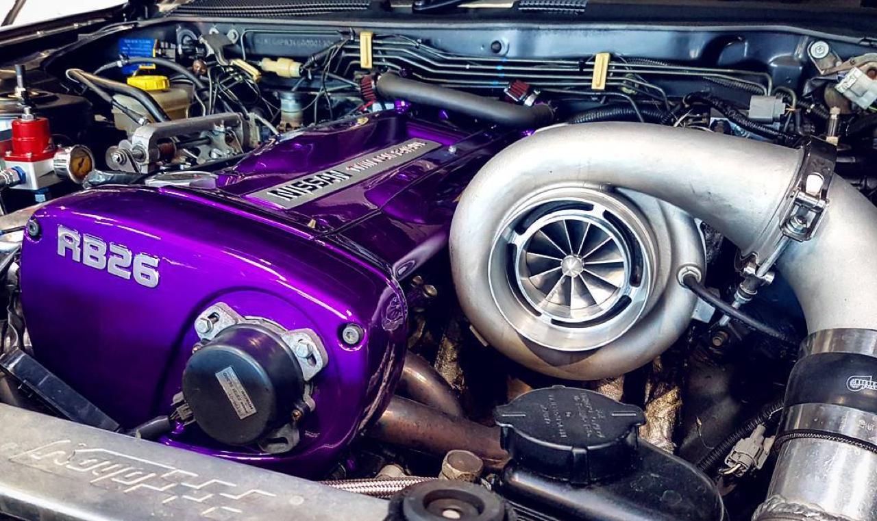 Engine sound : RB26DETT... Echographie de Godzilla ! 35