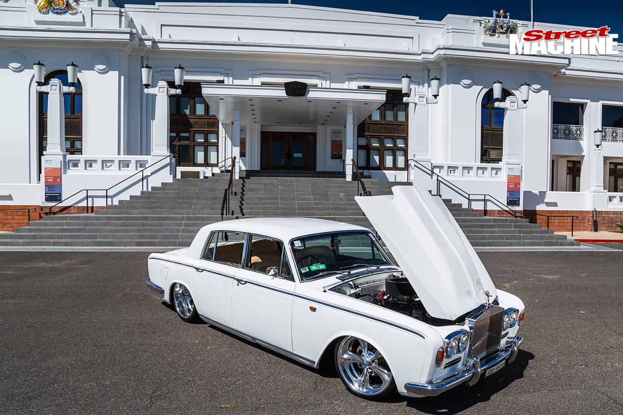 '65 Rolls Royce Silver Shadow - Burger Queen ! 8