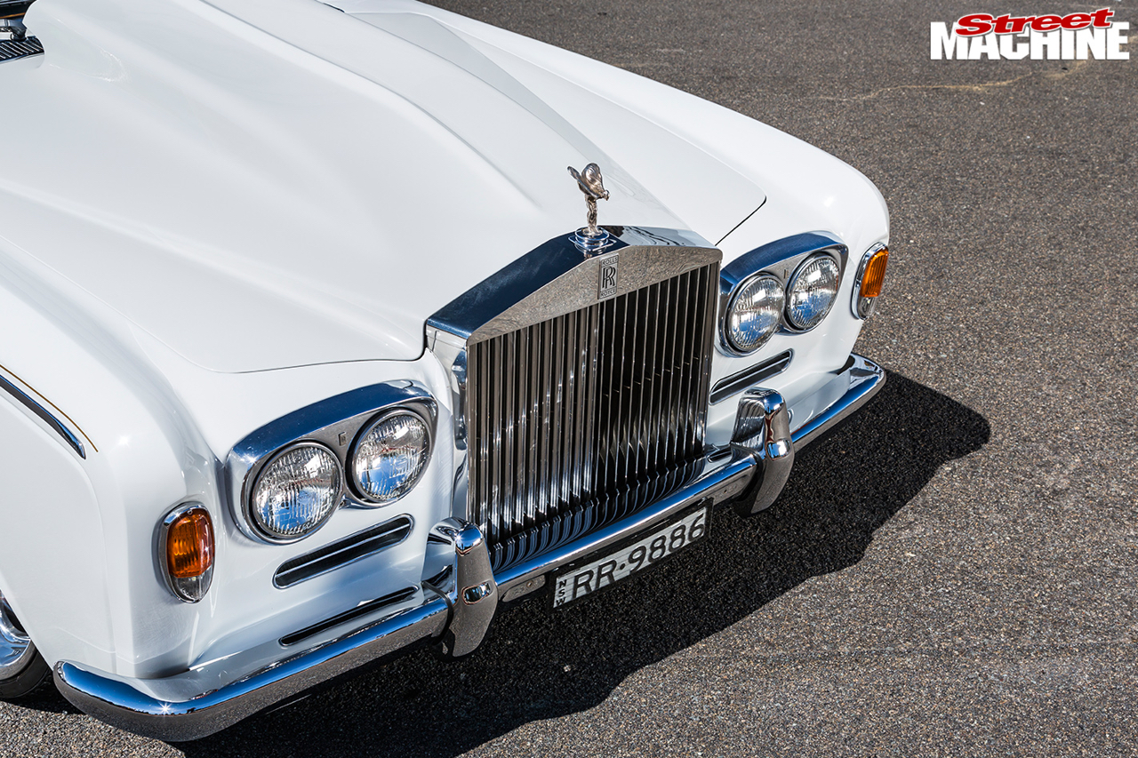 '65 Rolls Royce Silver Shadow - Burger Queen ! 1