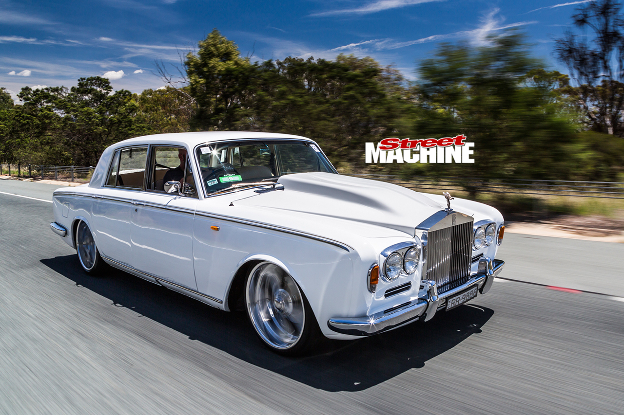 '65 Rolls Royce Silver Shadow - Burger Queen ! 14