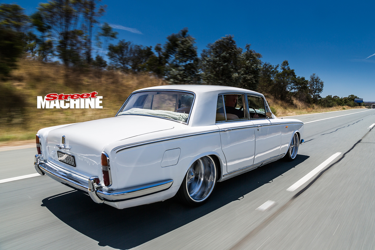 '65 Rolls Royce Silver Shadow - Burger Queen ! 7