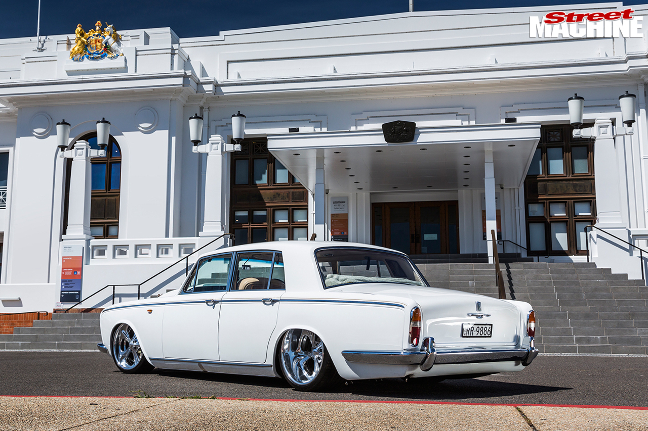 '65 Rolls Royce Silver Shadow - Burger Queen ! 12