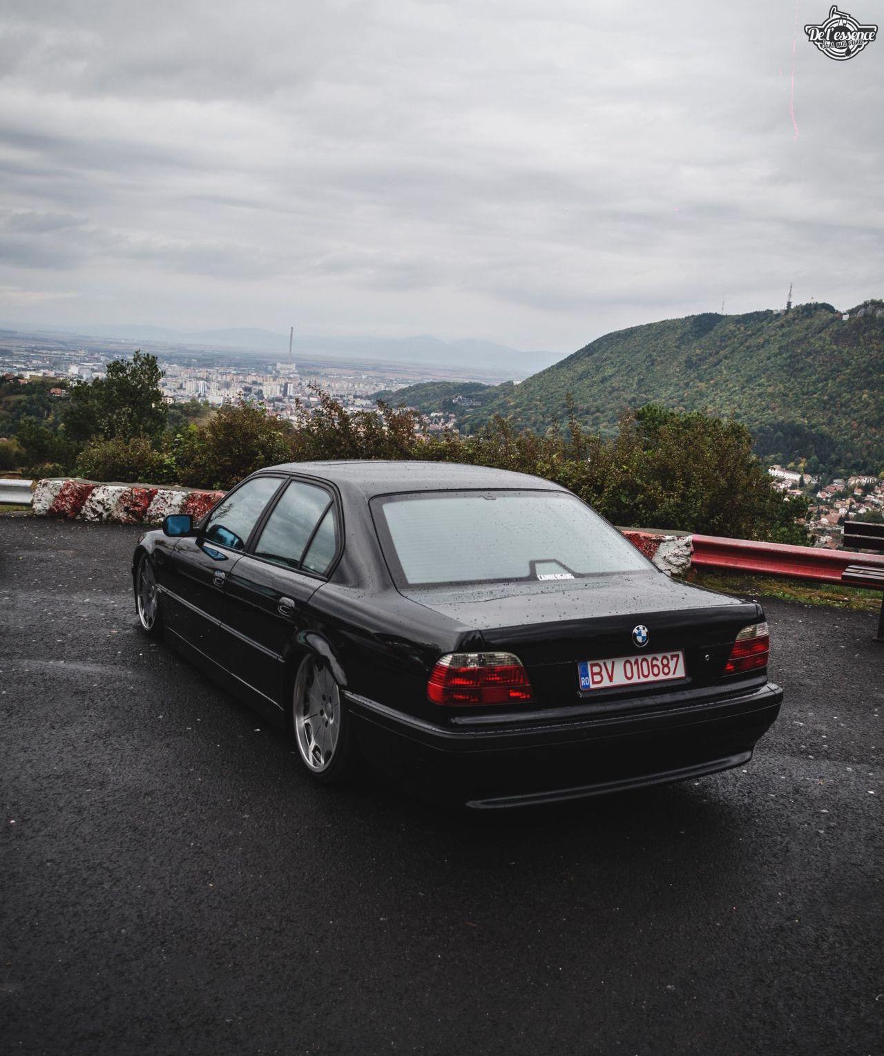 La BMW 730i de Vlad... Posey ! 23