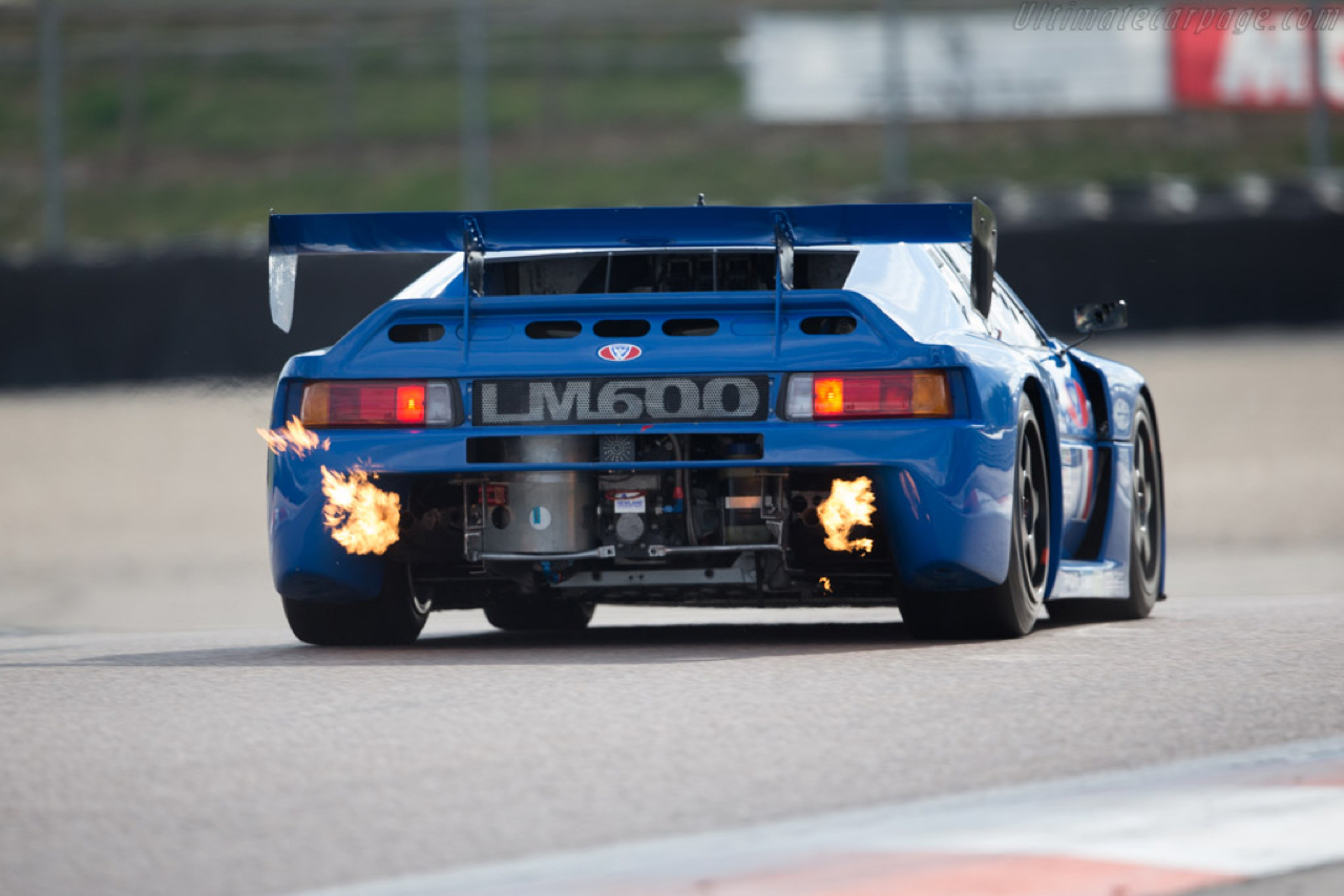 Engine Sound : Venturi 400 GT, Trophy & LM - Les hurlements du PRV ! 13