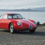 "'62 Alfa Giulietta Sprint Zagato ""Coda Tronca"" - Coupez lui la queue, elle ira plus vite !"