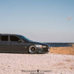 Slammed BMW E39 Touring... Pas si ringarde que ça !