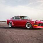 '77 Datsun 280Z - Street red Devil !
