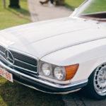 Mercedes 350 SLC - Puriste Killer !