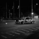 Night Drift Illegal Style - Csaba Vigh et sa E30 lâchés dans les rues !