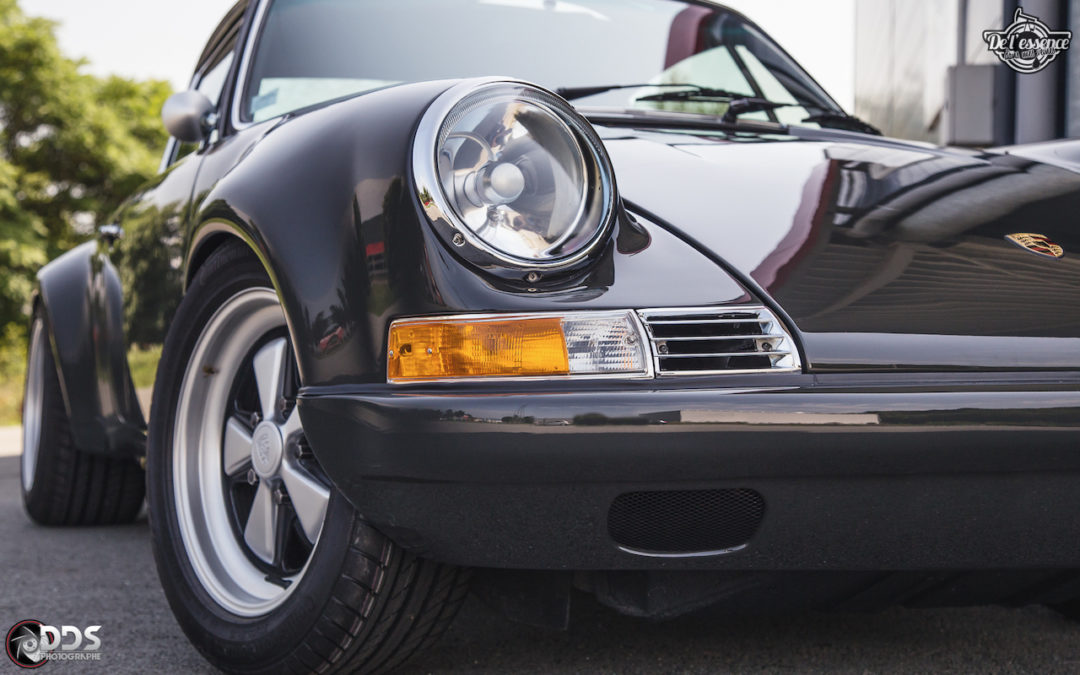 '71 Porsche 964 2.3 ST by MCG Propulsion – Backdating made in France