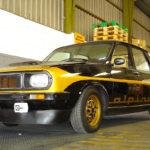Renault 12 Alpine : Paris Latino !