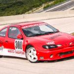 Hillclimb Monster : Renault Megane Maxi... 9000 trs plus tard !