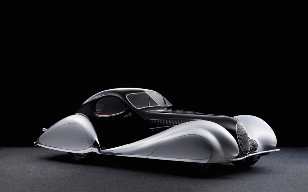"""Talbot Lago T150 C SS """"Goutte d'eau"""" Coupé – Oeuvre d'art !"""