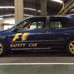 Renault Clio Williams : Devant les F1