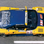 Welcome to Monza... en F40 LM GTE !