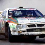 Lancia Groupe B Tribute – Des hauts et des bas…