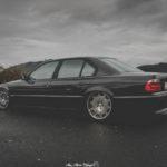La BMW 730i de Vlad... Posey !