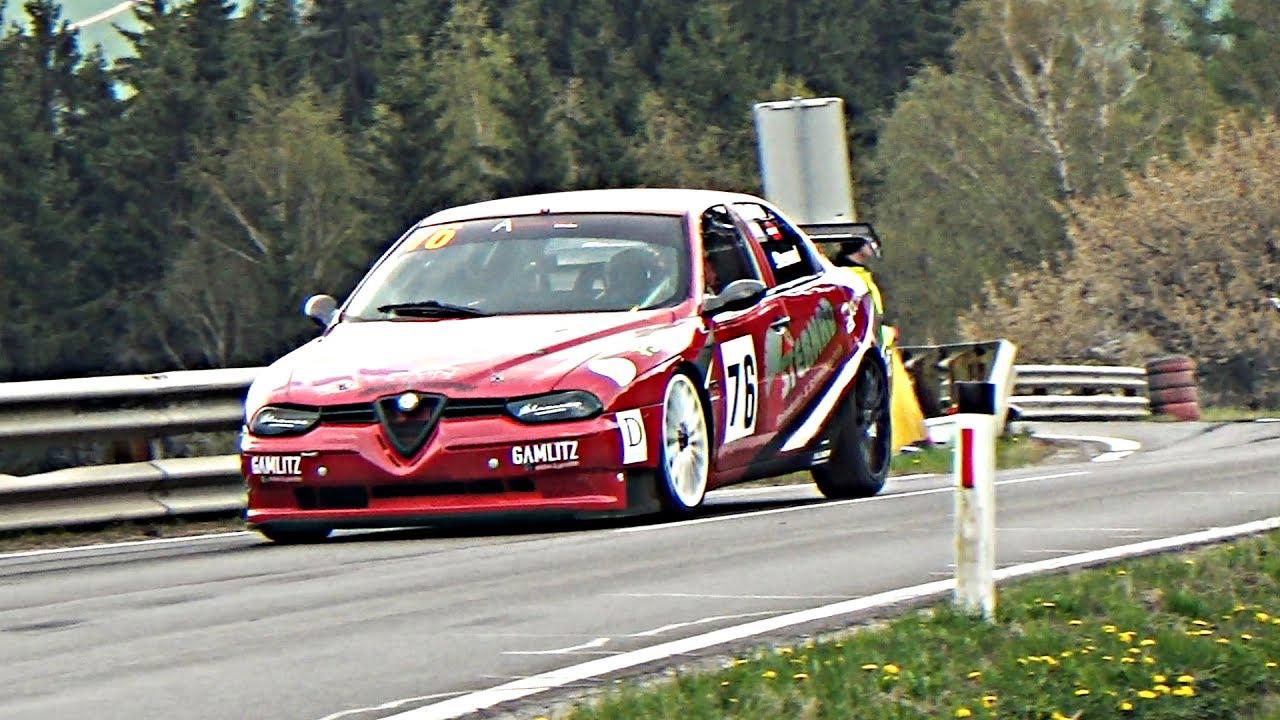 Hillclimb Monster : Alfa 156 STW - Atmosféérique ! 3