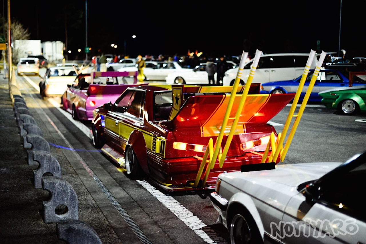 Bosozoku Nights : On fout l'bordel ! 13
