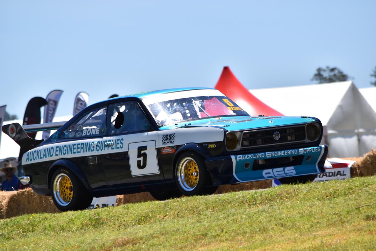 Hillclimb monster : Datsun 1200 en SR20DET... 12