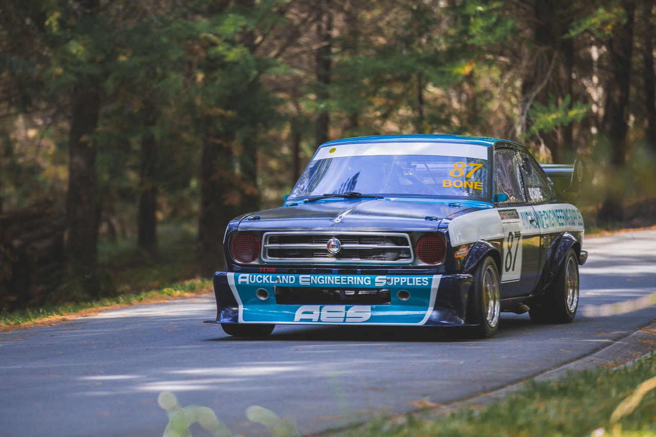 Hillclimb monster : Datsun 1200 en SR20DET... 9