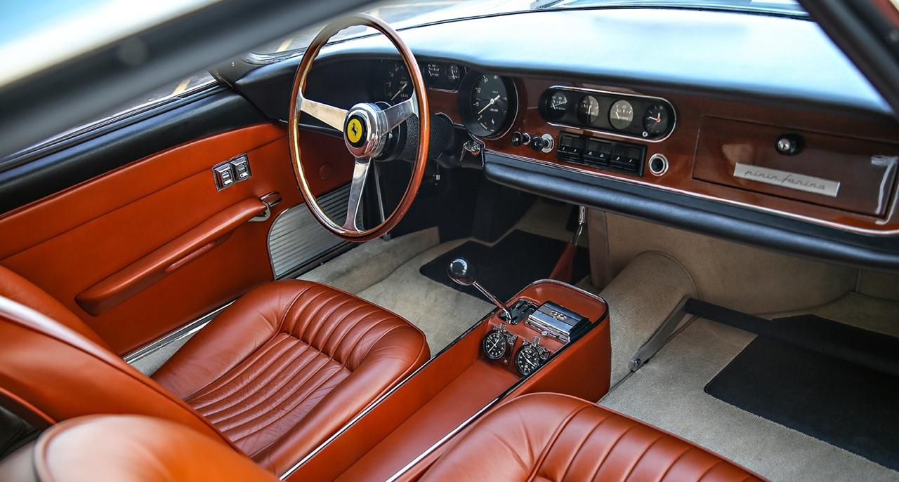 Ferrari 275 GTB Spéciale : La voiture du boss ! 5