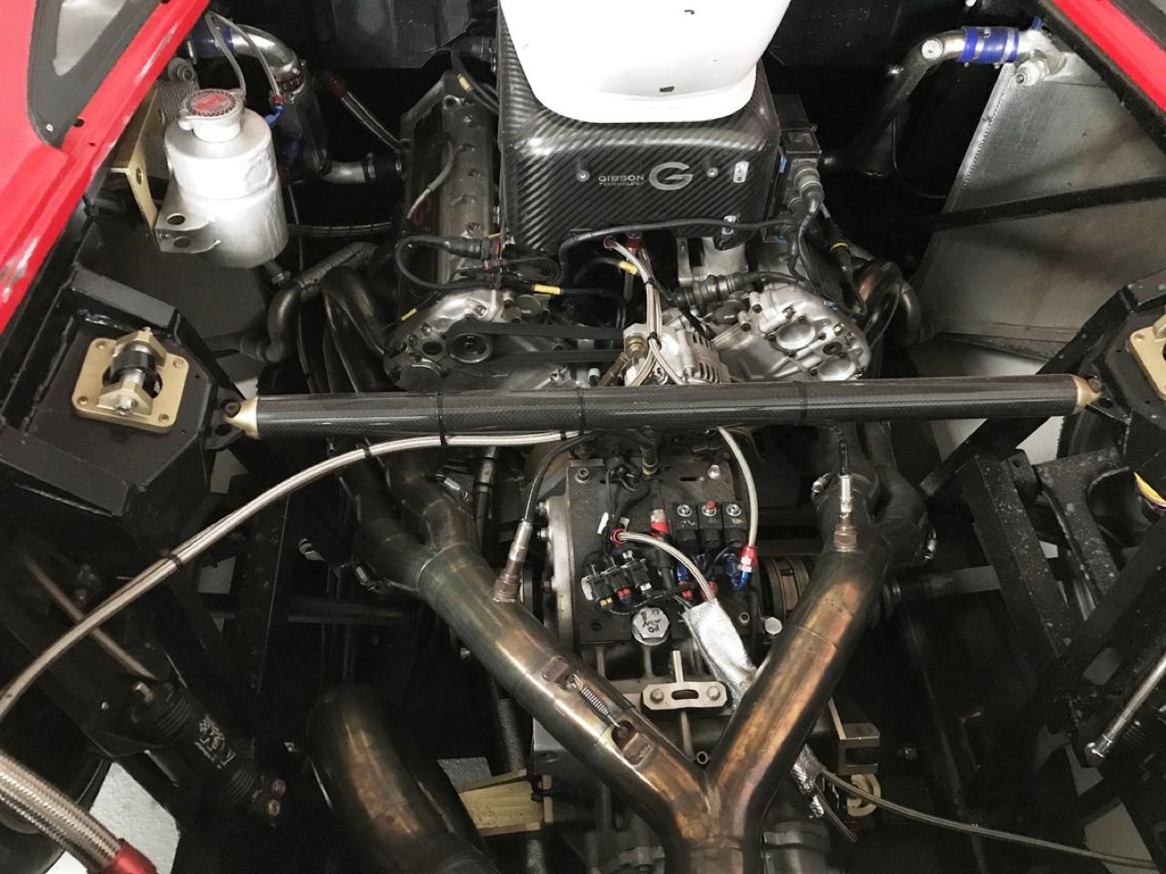 Hillclimb monster : Ferrari F355 GT en V8 Zytek ! 4